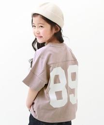 devirock(デビロック)のバックプリントTシャツ(Tシャツ/カットソー)