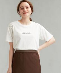 SC テンジク プリント Tシャツ
