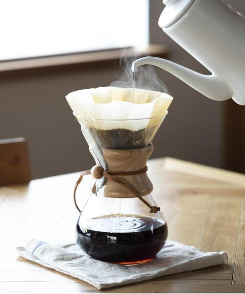 <CHEMEX(ケメックス)>コーヒーメーカー 6CUP