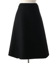 Drawer ウールバックジップスカート