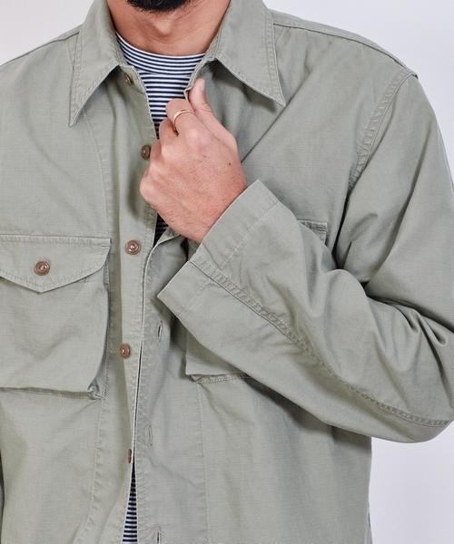 早割クーポン! 【セール】RIPSTOP FIELD SHIRTS(シャツ FIELD/ブラウス)|MAGIC NUMBER(マジック ナンバー)のファッション通販, GOLDEN WEST:30ed3e74 --- innorec.de