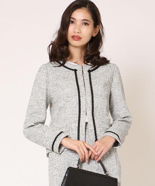 新しいブランド 【セール/ブランド古着】ツイードジャケット(その他アウター)|VICKY(ビッキー)のファッション通販 - USED, オーダーシャツのフェールムラカミ:8b3cd696 --- pyme.pe