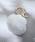 TONE SELECT GOODS(トーンセレクトグッズ)の「【TONE SELECT KEY HOLDER】ポンポンファーチャーム(キーホルダー)」|ホワイト