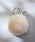 TONE SELECT GOODS(トーンセレクトグッズ)の「【TONE SELECT KEY HOLDER】ポンポンファーチャーム(キーホルダー)」|クリーム