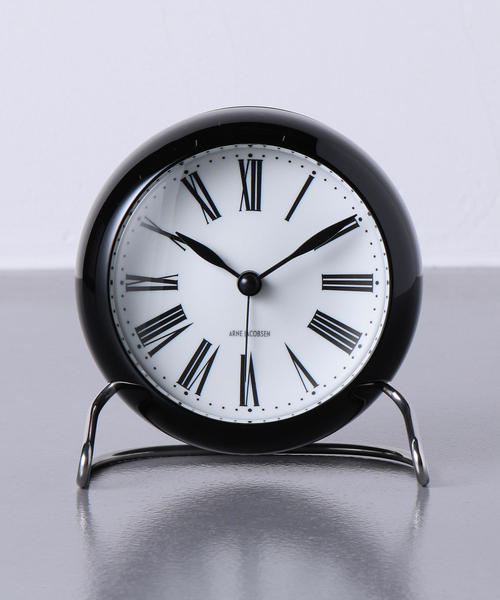<Arne Jacobsen(アルネ・ヤコブセン)>TABLE CLOCK¨