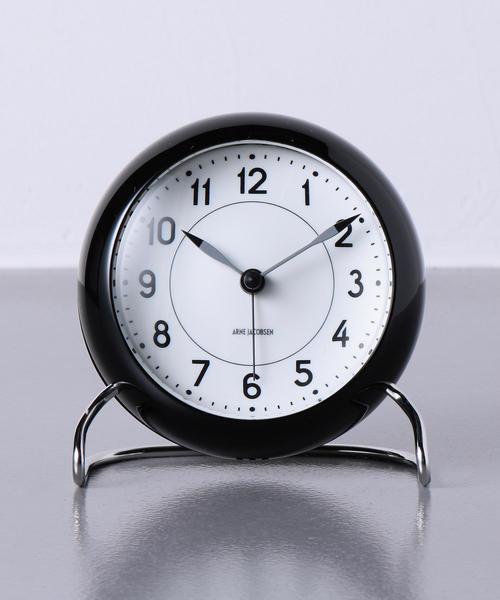 <Arne Jacobsen(アルネ・ヤコブセン)>TABLE CLOCK¨