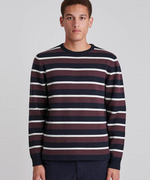 【SEAL限定商品】 Lee Stripe Saturdays Sweater(ニット NYC,サタデーズ/セーター)|Saturdays ,Lee NYC(サタデーズ ニューヨークシティ )のファッション通販, YASORA:e453956c --- everyday.teamab.de