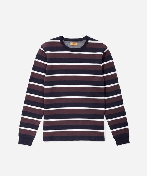 Saturdays NYC(サタデーズ ニューヨークシティ )の「Lee Stripe Sweater(ニット/セーター)」 詳細画像