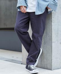 バルーンビッグシルエット シェフパンツ/スケーターパンツ ワイドデニムパンツ アソートfabric/ Chef's Pants -2021SPRING&SUMMER-ブルー系その他4