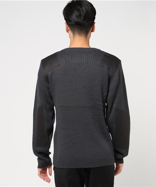 【HOUSTON】コマンドセーター