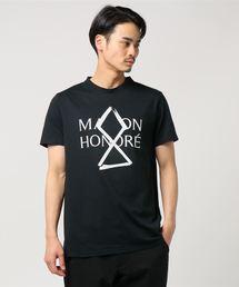 MAISON HONORE/メゾンオノレ/「Jessica Black」TEE(Tシャツ/カットソー)