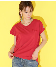 Champion(チャンピオン)の【ROSE BUD別注】ChampionVネックTシャツ(Tシャツ/カットソー)