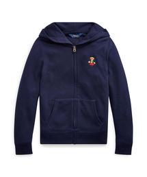 Polo Ralph Lauren Childrenswear(ポロラルフローレンチャイルドウェア)のスクール ベア テリー フーディ(パーカー)