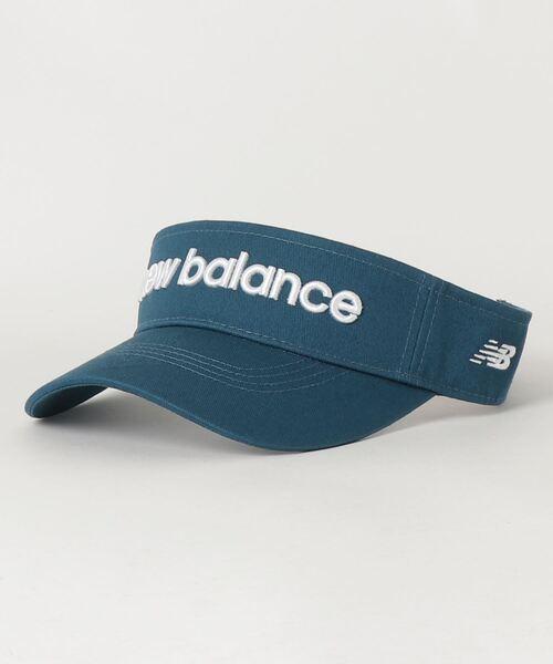 New Balance Golf(ニューバランスゴルフ)の「【new balance golf】バイザー(サンバイザー)」|ブルー系その他2