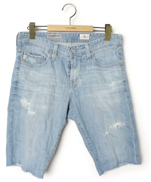 人気No.1 【セール/ブランド古着】デニムハーフパンツ(デニムパンツ)|AG(エージー)のファッション通販 - USED, 【格安saleスタート】:6928e955 --- reizeninmaleisie.nl