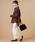 COLLAGE GALLARDAGALANTE(コラージュガリャルダガランテ)の「ニットパンツ(パンツ)」 詳細画像
