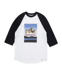 "BEDWIN & THE HEARTBREAKERS(ベドウィン アンド ザ ハートブレイカーズ)の3/4 SLEEVE BASEBALL T ""DUCHAMP""(Tシャツ/カットソー)"