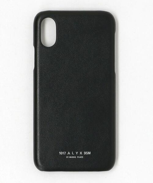 <1017 ALYX 9SM> I PHONE CASE/アイフォンケース