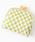 ふりふ(フリフ)の「市松二つ折り財布(財布)」|グリーン