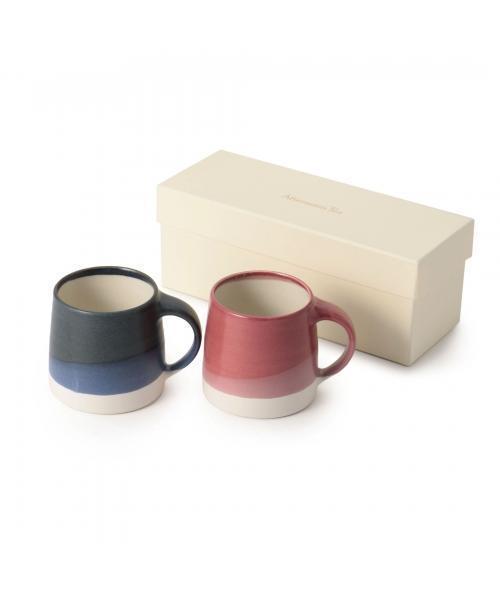 Afternoon Tea(アフタヌーンティー)の「EN95 マグカップペアセット(グラス/マグカップ/タンブラー)」|その他