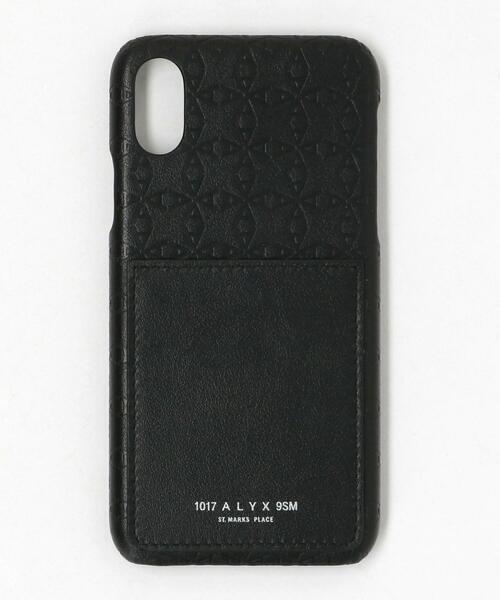 <1017 ALYX 9SM>  A LOGO I/P CASE/アイフォンケース
