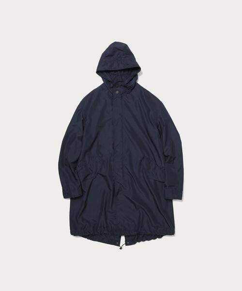 <SEALUP (シーラップ)> 【別注】フーデッドコート