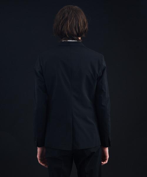 【セットアップ対応】ハイカウントヴィスリーノッチドラペルジャケット