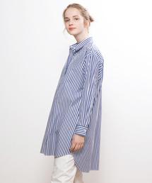 collex(コレックス)のロングシャツ(シャツ/ブラウス)
