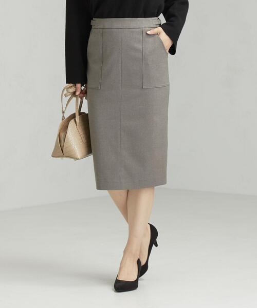 ※※※◆CS カルゼ ポケット タイト スカート