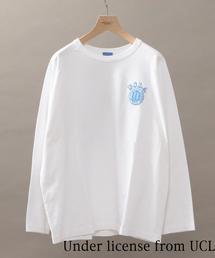 【別注】 <UCLA> BEAR L/TEE/Tシャツ ◆