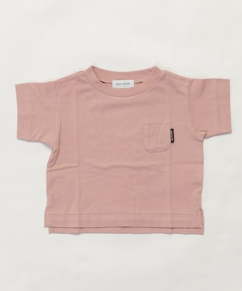fd8f17175fbec quoti use fith(クゥオティ ユース フィス)の26 - テンジク ポケビッグTシャツ