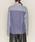 ASTRAET(アストラット)の「ASTRAET(アストラット)ストライプ コンビ アシンメトリーシャツ(シャツ/ブラウス)」 詳細画像