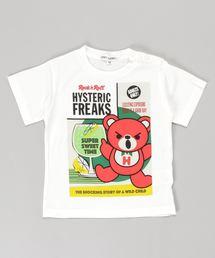 HYSTERIC FREAKS pt Tシャツ【XS/S/M】ホワイト