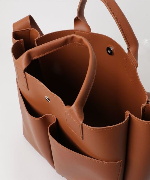 F&D : 2pocket  2way Bag