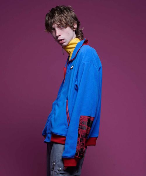 2019年春の 【セール】【MYne】Fleece blouson(ブルゾン) MYne(マイン)のファッション通販, キョウタナベシ:77578df5 --- skoda-tmn.ru