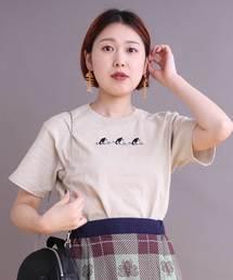 didizizi(ディディジジ)の【WEB限定】シャチTシャツ(Tシャツ/カットソー)