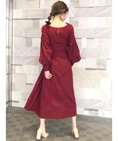 【驚きの値段】 ORGANIC コットンビエラワンピース(ワンピース)|SNIDEL(スナイデル)のファッション通販, サロン専売品の通販 かるみあ:070de682 --- affiliatehacking.eu.org