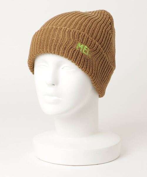 【 MEI / メイ 】Recycled Acrylic / リサイクル アクリルワッチ ニット帽