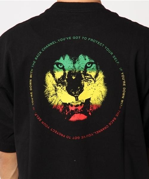 RASTA BC LION T