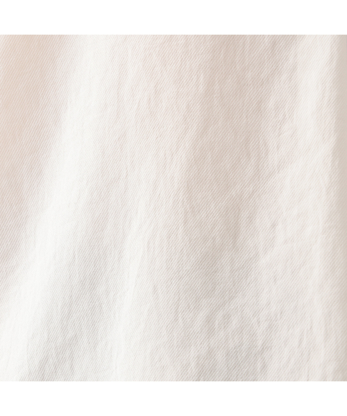 【ウォッシャブル】セラテリーツイルブラウス