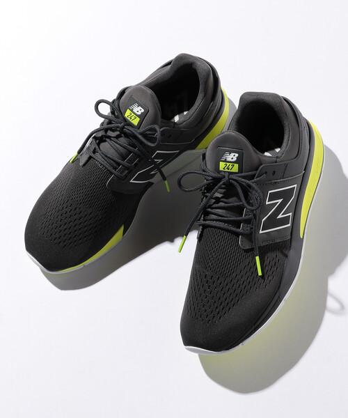 <New Balance (ニューバランス)> MS247 TRITIUM PACK/スニーカー ◆