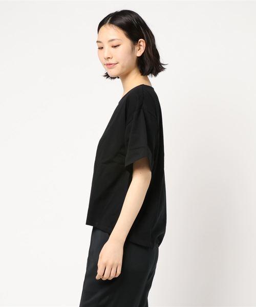 バイオシルケットTシャツ