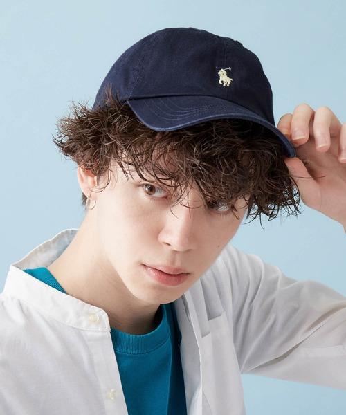 ポロ ラルフローレン キャップ ストラップバック POLO RALPH LAUREN Cotton Classic Hat