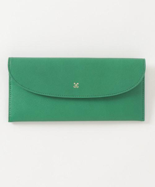 SAZABY(サザビー)の「HHG-01/財布(財布)」|グリーン