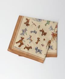 <BOHEMIANS(ボヘミアンズ)> DOGS CATS/バンダナ