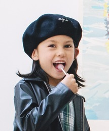 agnes b.(アニエスベー)のK134 E BERET ベレー帽(ハンチング/ベレー帽)