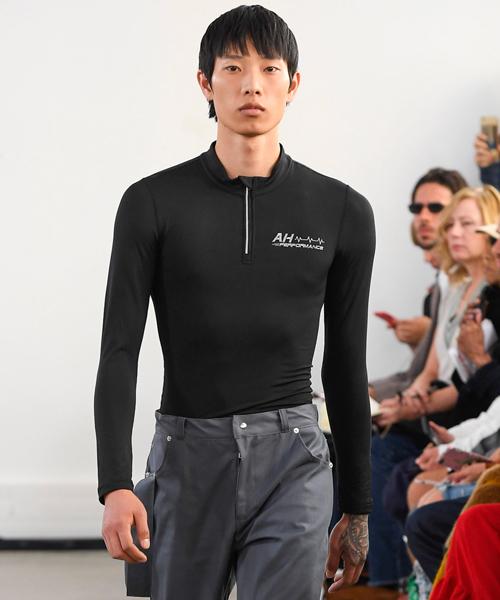 【再入荷】 【セール】 LYCRA アンド【AFTERHOMEWORK】 & SPORTS LYCRA TOP WITH ZIP(Tシャツ/カットソー)|AFTERHOMEWORK(アフターホームワーク)のファッション通販, アイエスショップ 【】:f99c3cf6 --- fahrservice-fischer.de