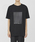 JUHA(ユハ)の「'MINORITY' PRINT T-SHIRT(Tシャツ/カットソー)」|ブラック