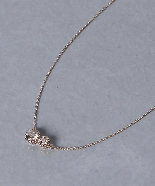 <BROWN DIAMOND(ブラウン ダイヤモンド)> BMI008 ネックレス ■■■▲