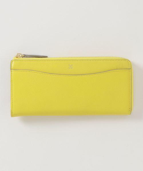 SAZABY(サザビー)の「HHG-02/財布(財布)」|イエロー